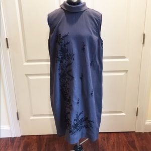 April Cornell embroidered sheath dress! Go…
